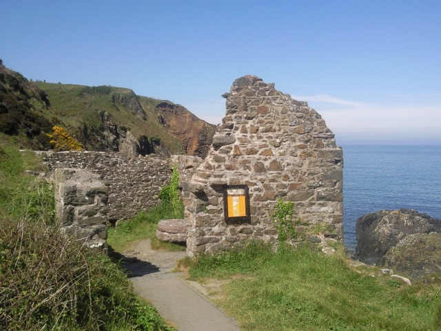 Old Watermill, Aber Draw
