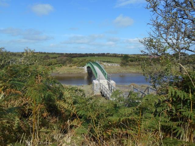 Bridge over the Afon Alaw