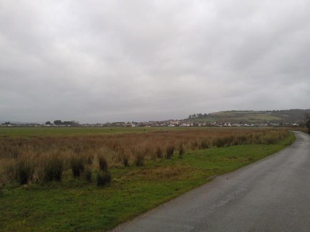 Crofty, seen from Wernffrwd