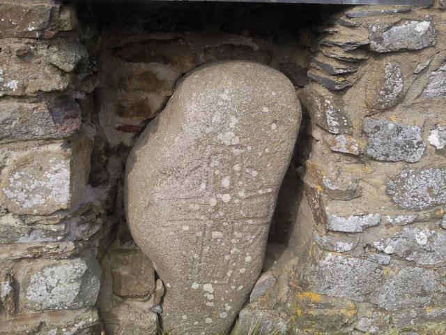 Celtic Cross Carving