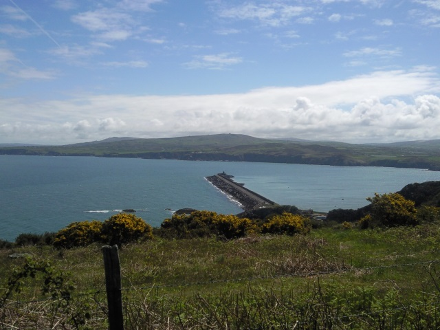 Fishguard Harbour Breakwater