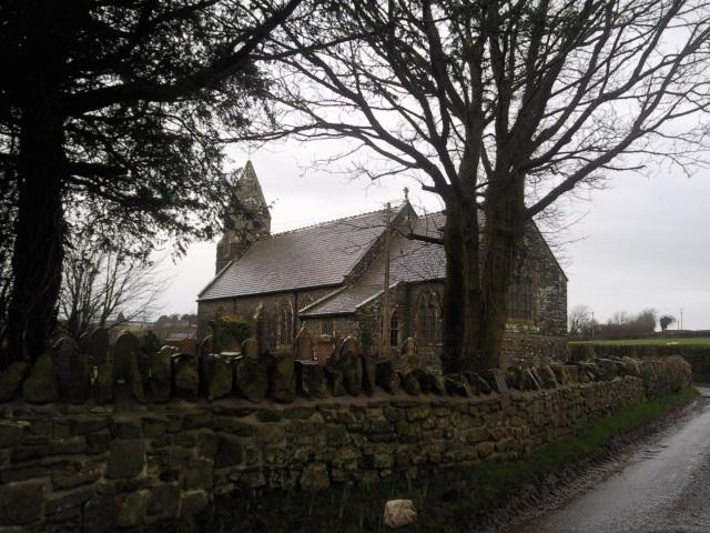 St Cain's, Llangain