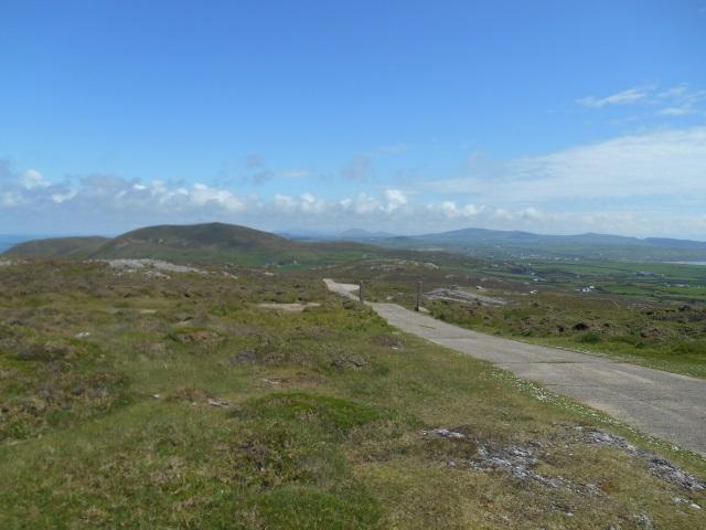 View from Mynydd Mawr