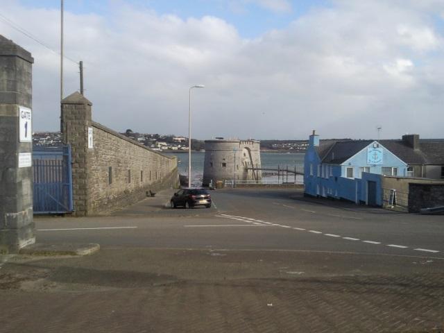 Pembroke Dock Martello Tower