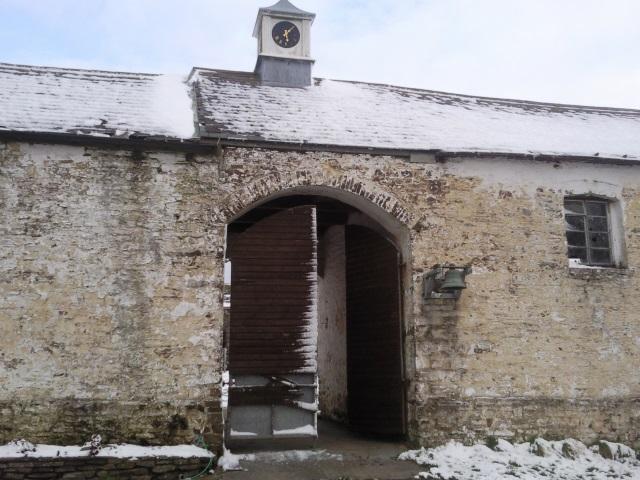 Gateway of Pengay Farm