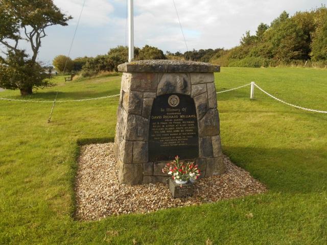 David Williams Memorial