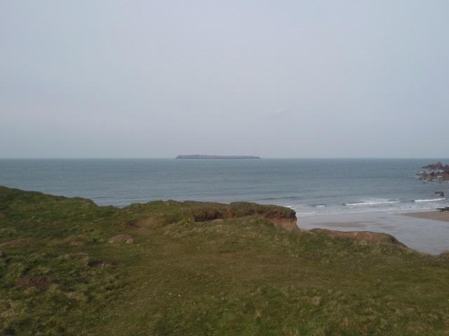 Skokholm as seen from Westdale Bay