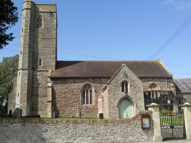 St Lawrences's Church, Wick St Lawrence