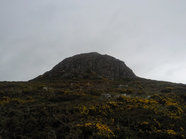 the top of Penberry