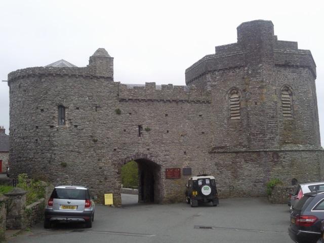 Tower Gatehouse, St David's