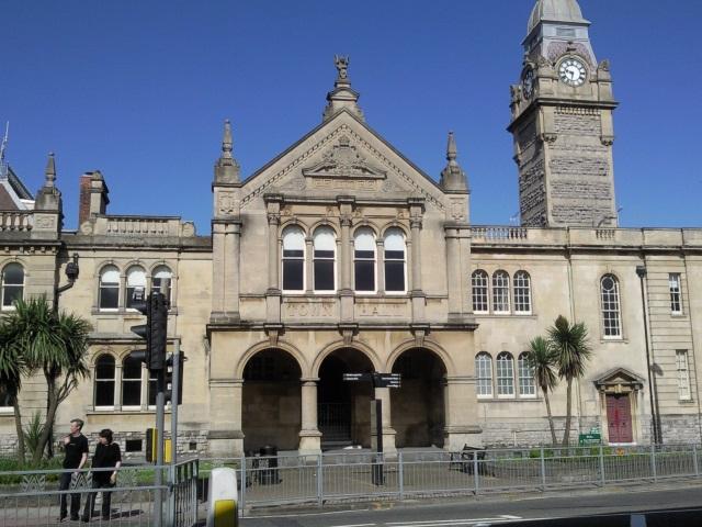 Weston-super-Mare town hall