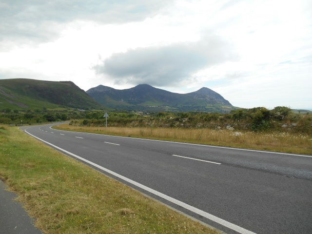 New and Old alignments of the A499