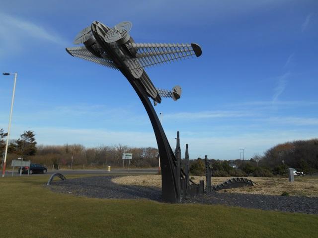 Transatlantic Flight Memorial