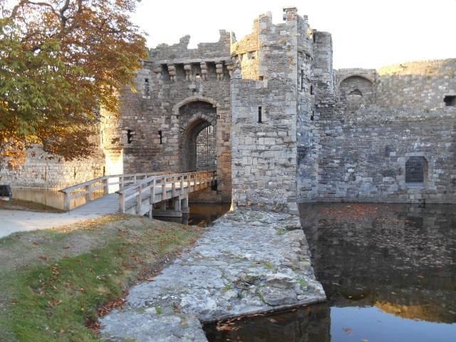 Beaumaris Castle