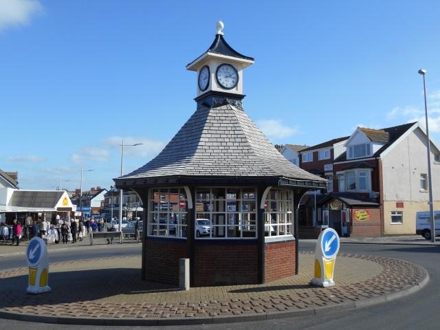 Cleveleys Clock Shelter