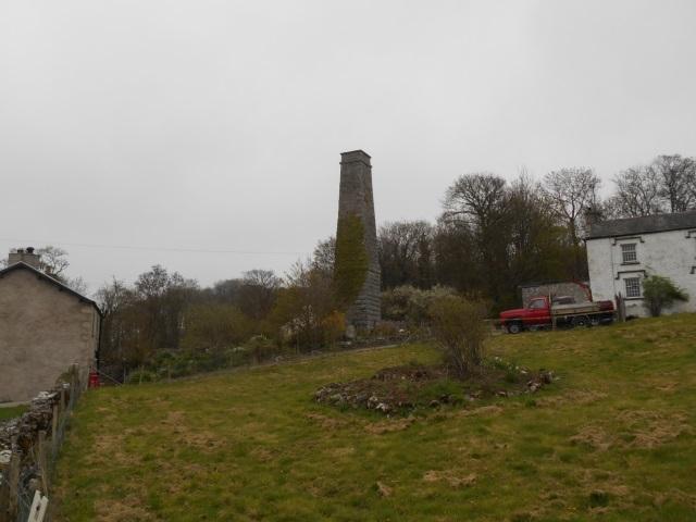 Chimney in Crag Foot
