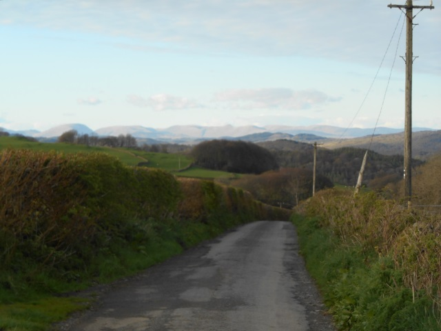 Cumbrian countryside