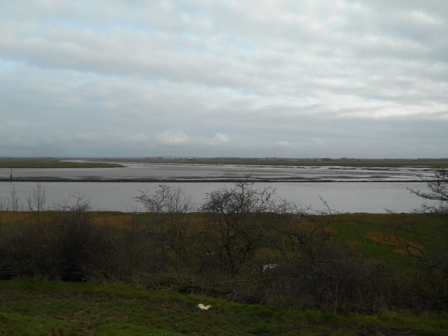 View across the Ribble from Freckleton Naze