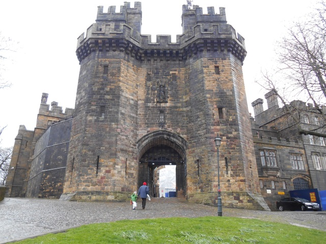 Lancaster Castle Gateway