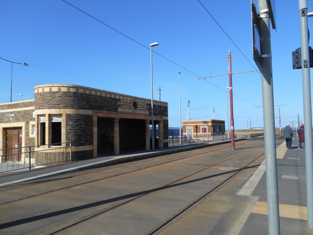 Little Bispham Tram Stop
