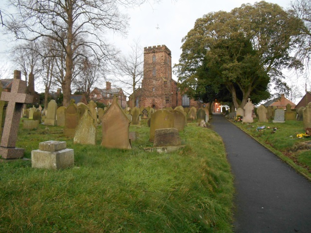 St Mary and St Helen's Church