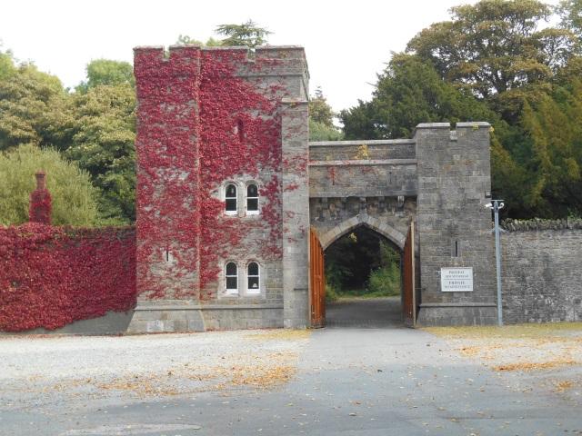 Penrhyn Castle gateway