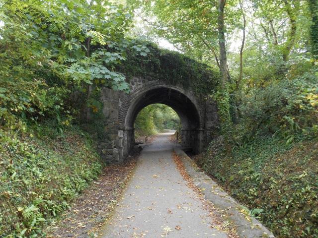 Road Bridge over the Penrhyn Quarry Railway