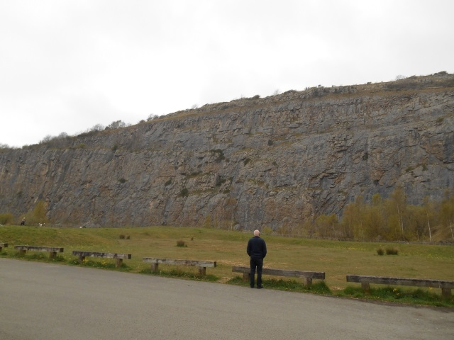 Warton Crag quarry