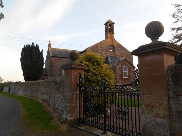 Dornock Parish Church