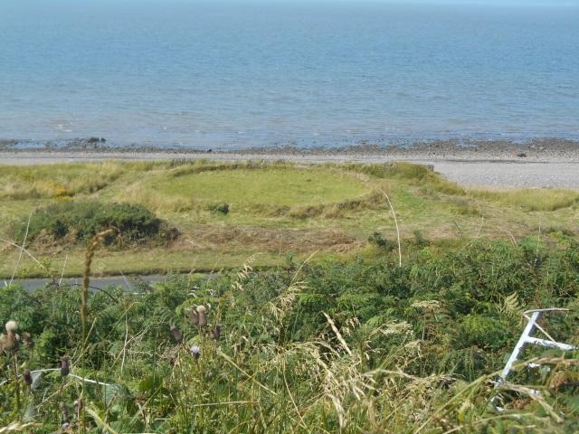 Saltpan near Milefortlet 21