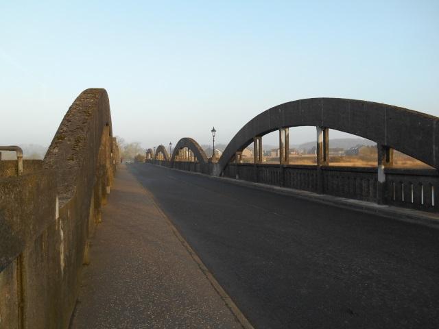 Kirkcudbright Bridge