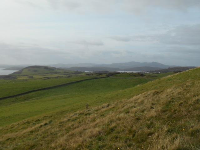 Rough Firth ahead