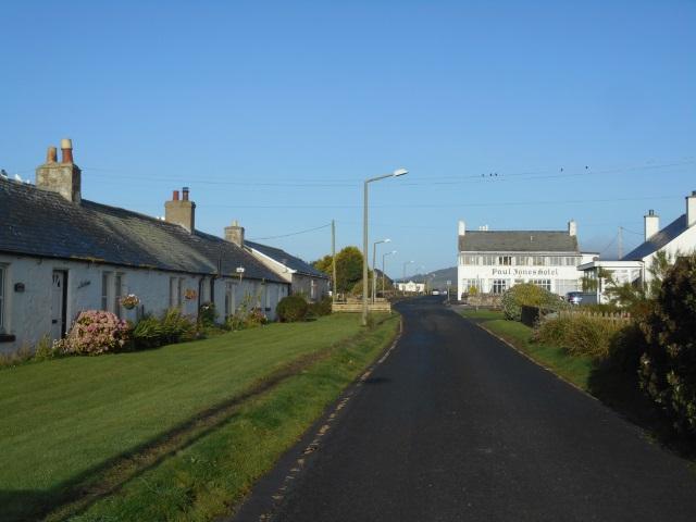 Southerness village