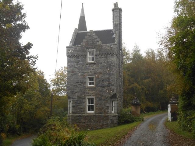 Tower Gate Lodge