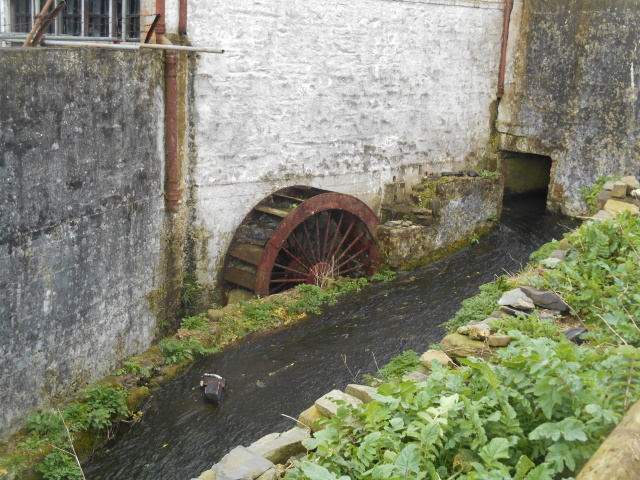Wylie's Watermill, Drummore