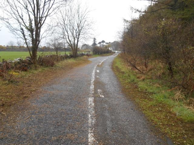 Old Military Road, Glenluce