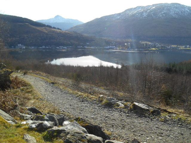 Arrochar from the Cowal Way