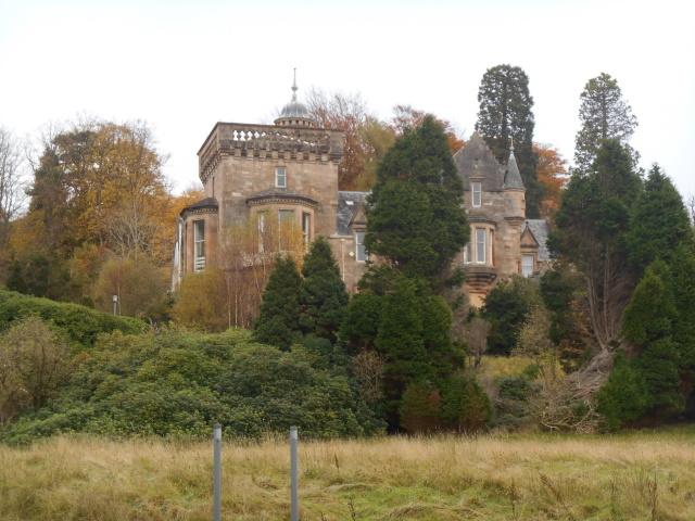 Blairvadach House