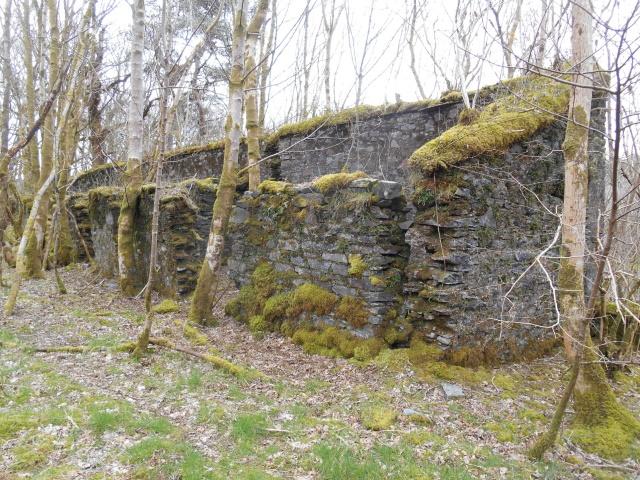Powder Mill ruins