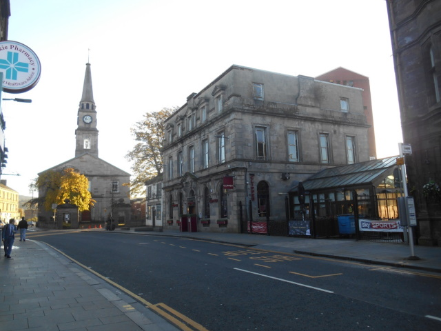 Dumbarton High Street
