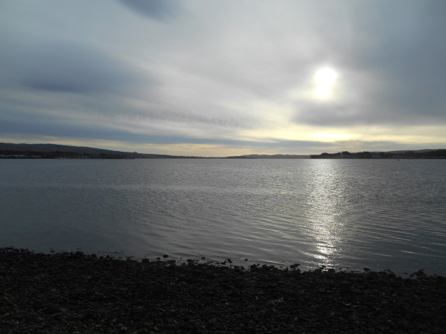 Firth of Clyde as seen from Rhu