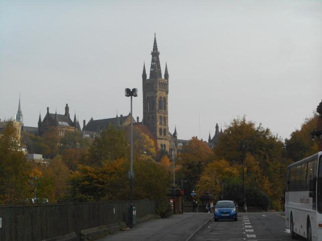 University of Glasgow Gilmorehill campus