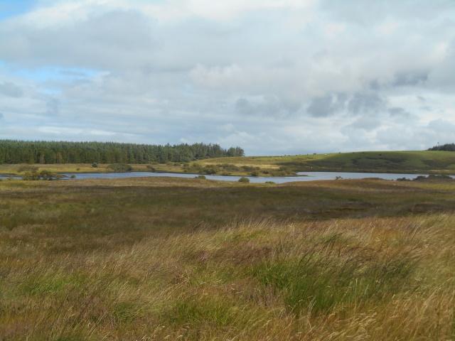 Knockquhassen Reservoir