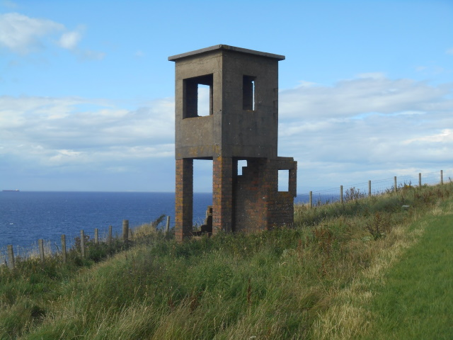 WW2 Lookout tower