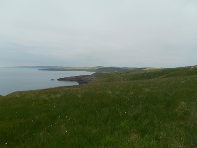 Port Gill distant