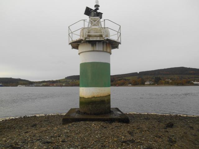 Rhu Point Beacon