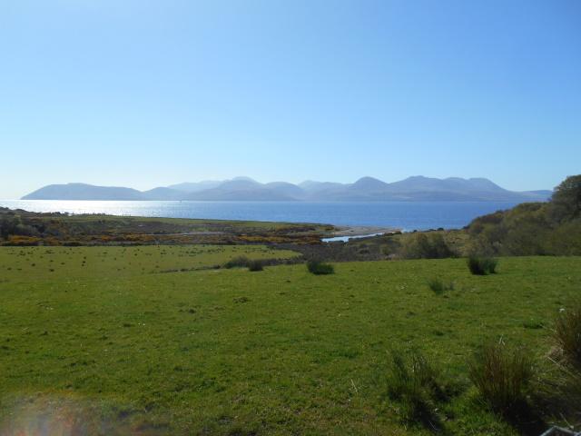 Arran from Claonaig
