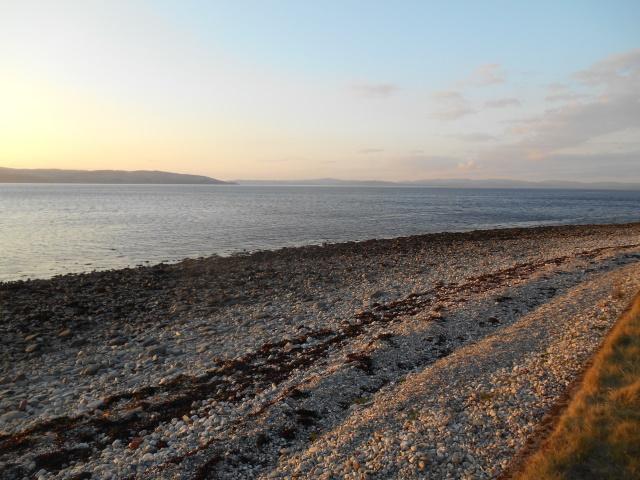 Kintyre distant