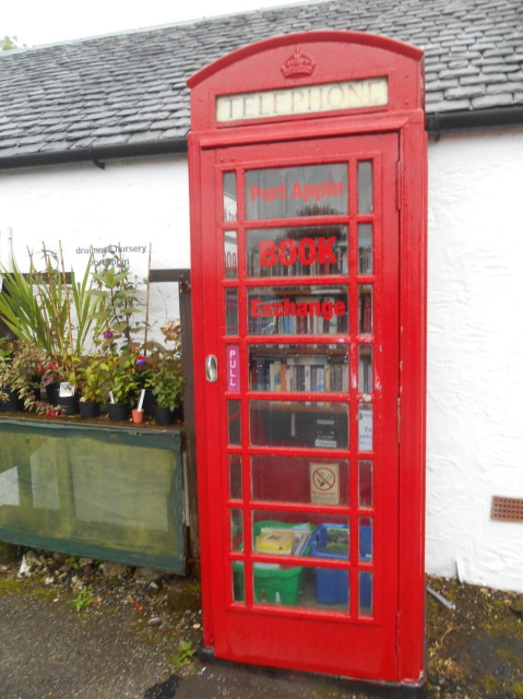 Port Appin Book Exchange