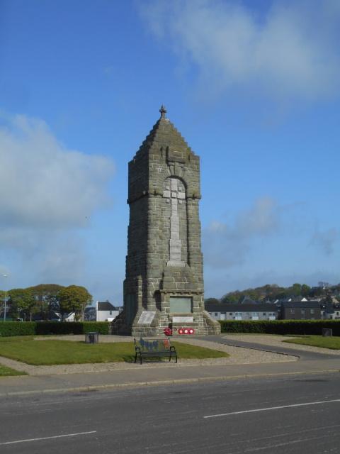 Campbeltown war memorial
